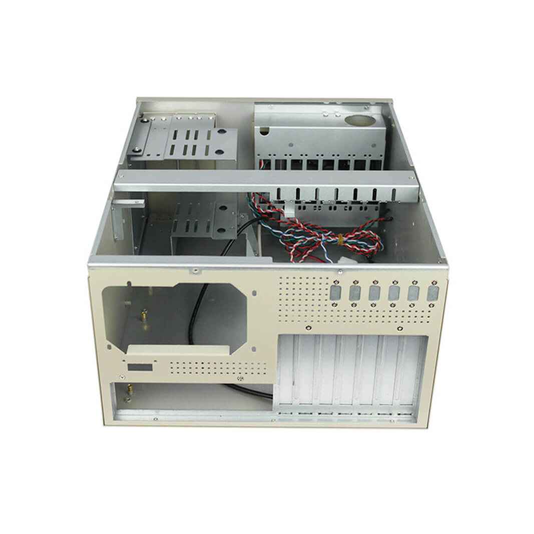 Wallmount Chassis Ow38 For Atx Motherboard With One